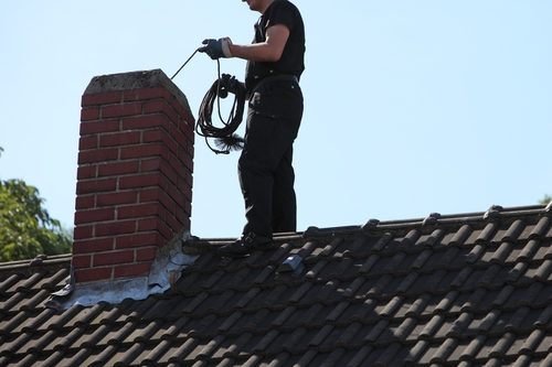 Chimney Cleaning and Fireplace Flue Sweeping in Avon CT