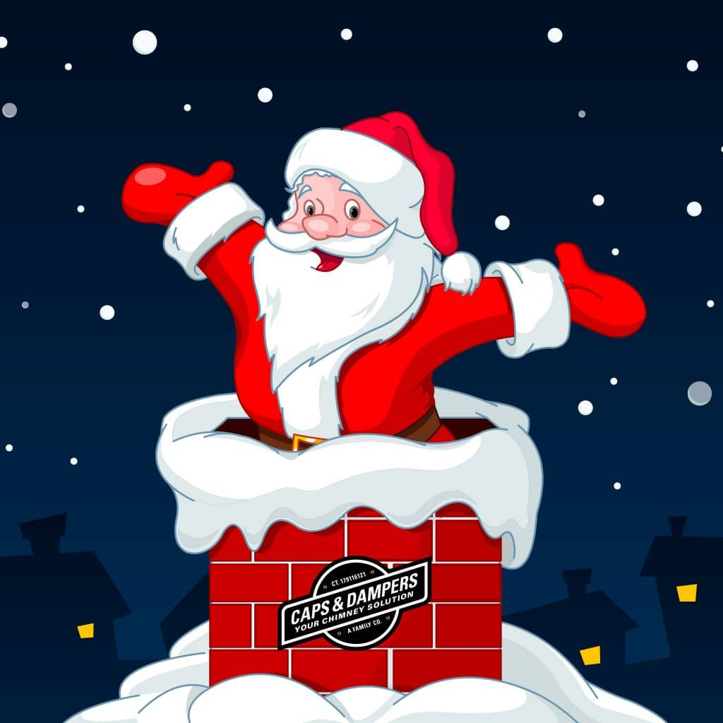Santa Is Coming To Town So Make Sure Your Chimney Is Santa