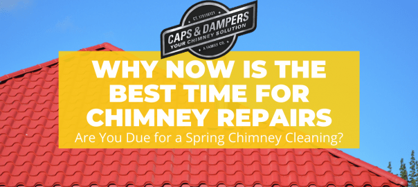 Best Time for Chimney Repairs