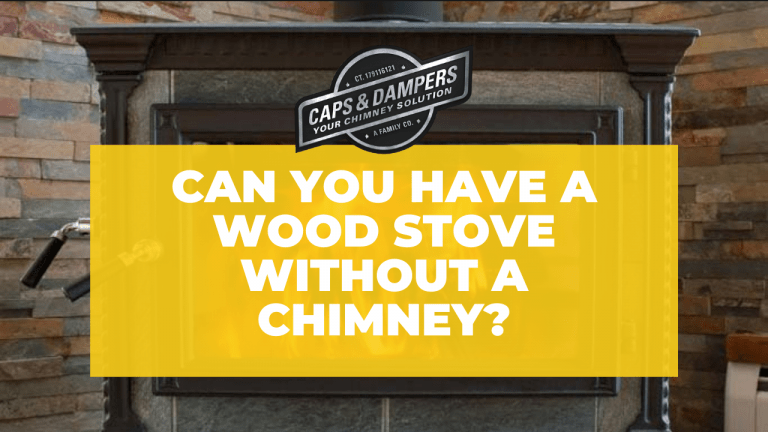 Wood Stove Without a Chimney